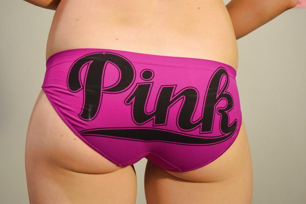 Amateur Wife Tries On New Victoria Secret Panties X-art 1