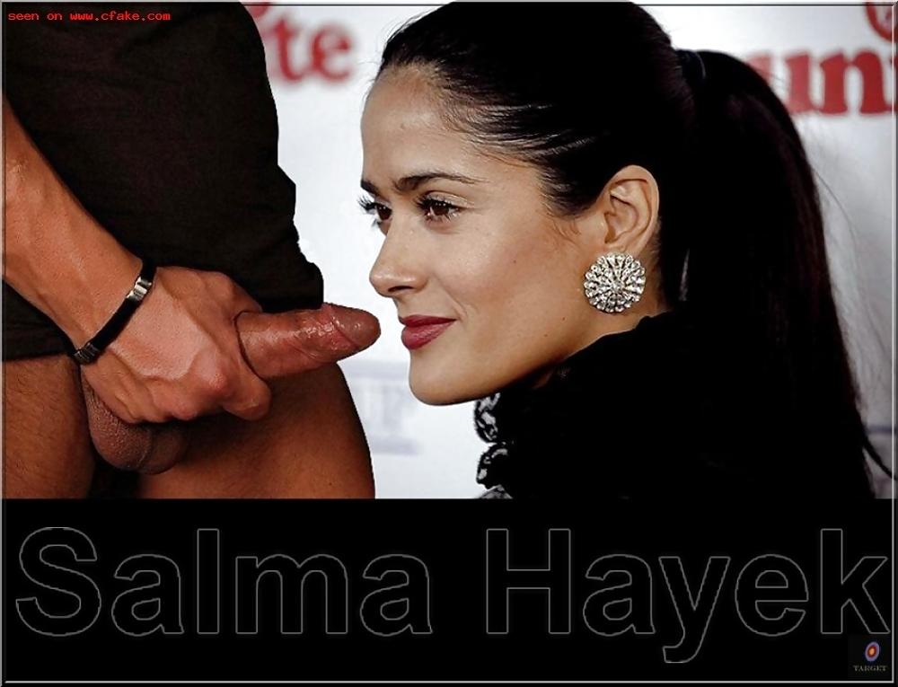 Salma hayek sucking dick, hd anal porn free