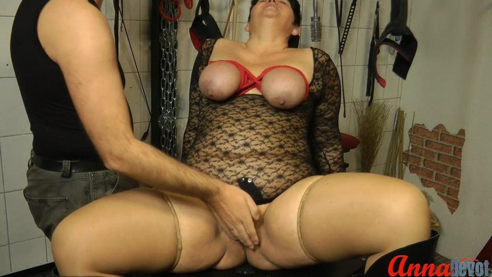 He tied my big udders - 21 Pics