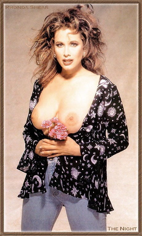 Topless rhonda girl from