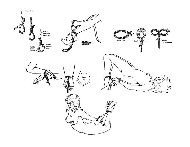 Luna rodriguez y dracox shibari erotic show en el feda 2015 - 5 7