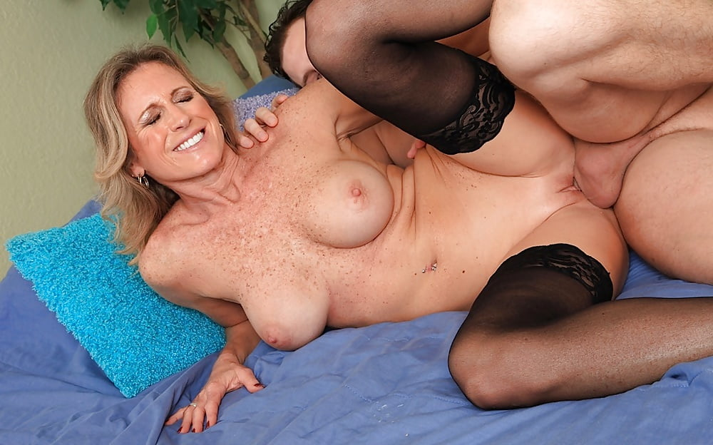 We Like Older Women, They Know How To Fuck