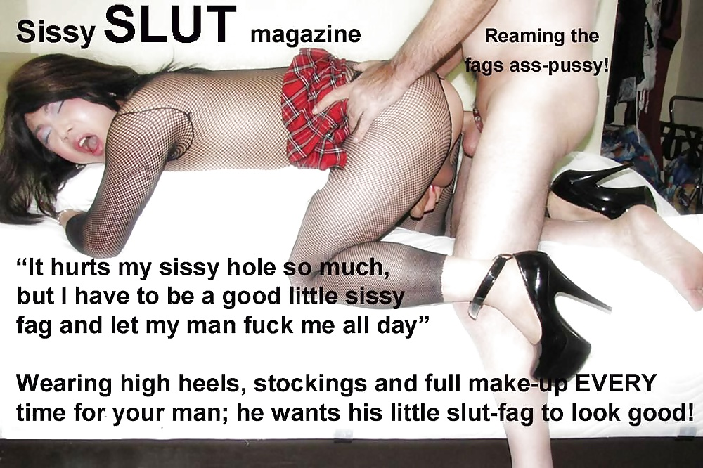 Become a sissy whore