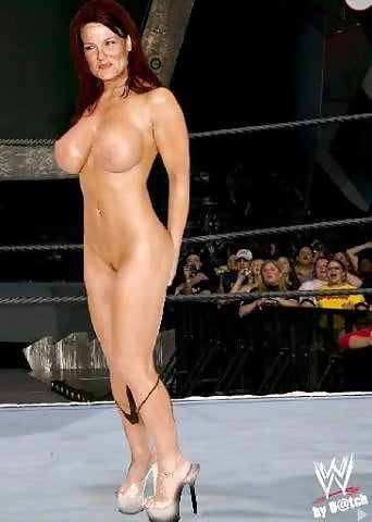 Wwe divas striped naked 6