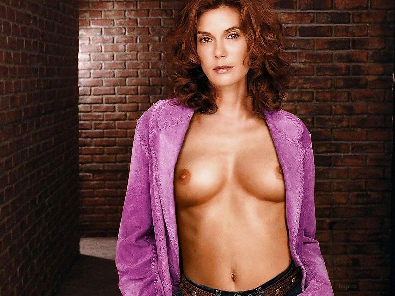 Teri Hatcher Celebrity Naked
