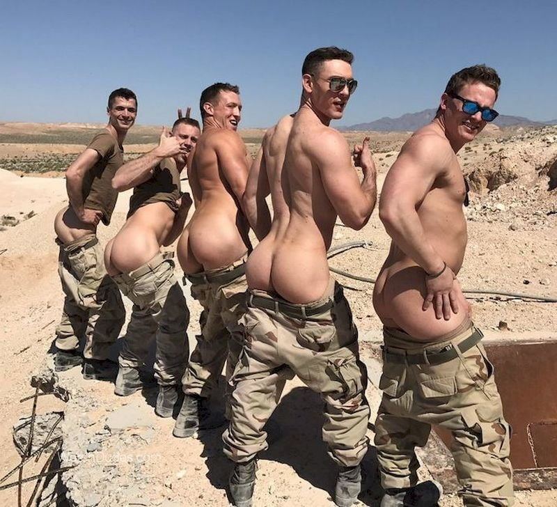 Hot military females naked