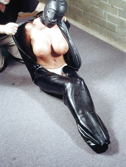 Sensory deprivation wrap femdom crawford toples