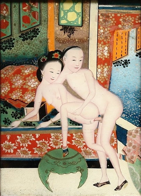 China's lost sexual past is laid bare in sotheby's erotic art exhibit