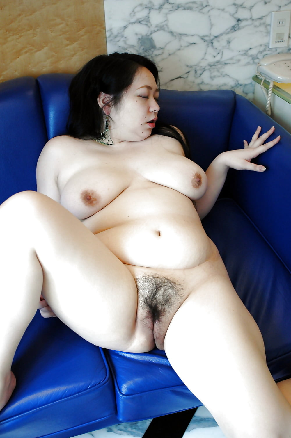 Chubby And Naked Asian Women