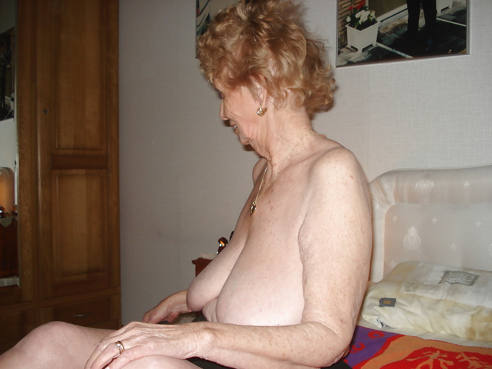 80 year old granny sex