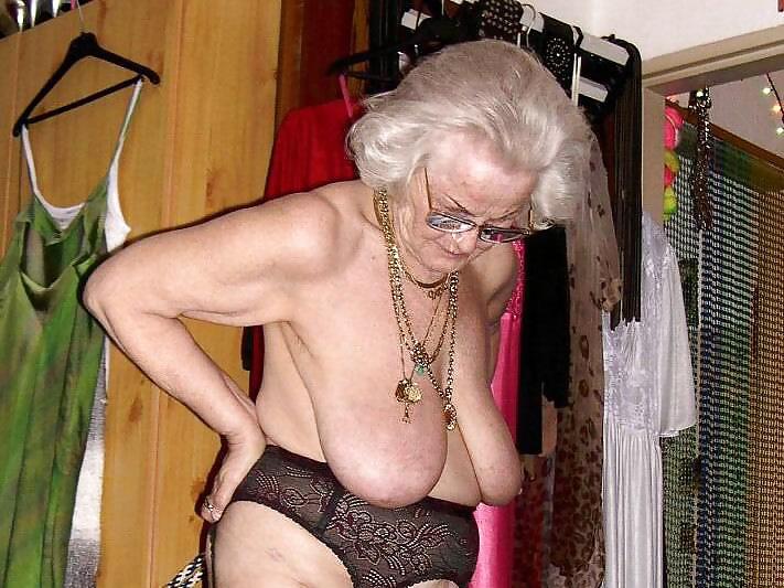 Perverted grannies nude #2