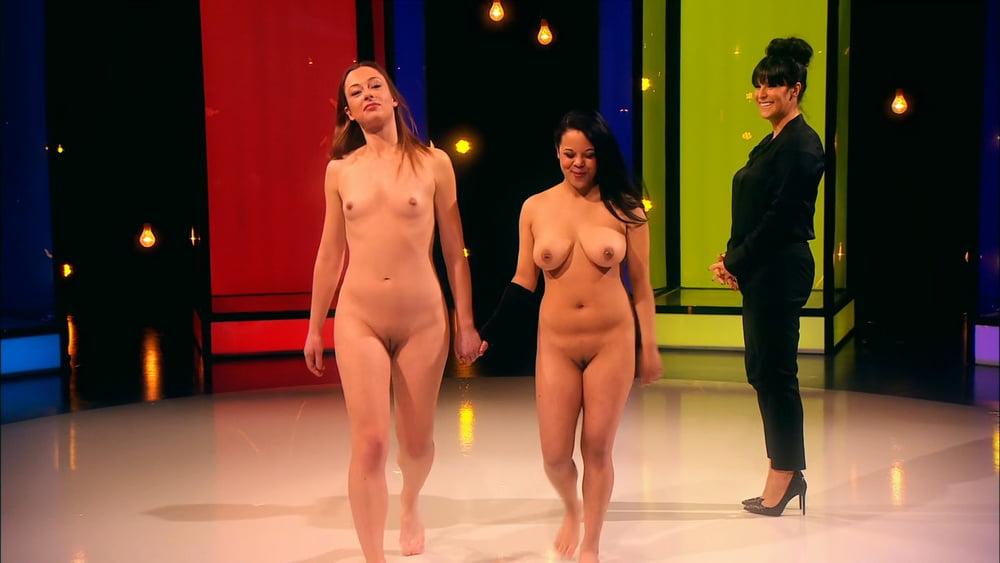 Adult european game show