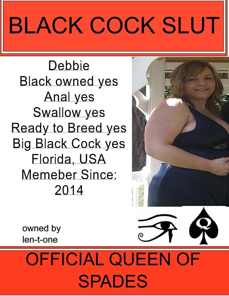 BBW Slut Debbie - 28 Pics