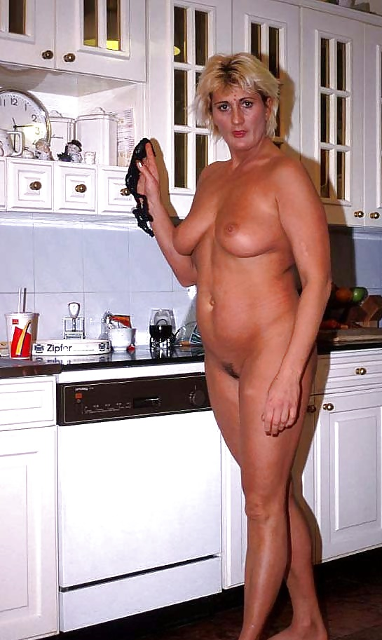 Nude black mature