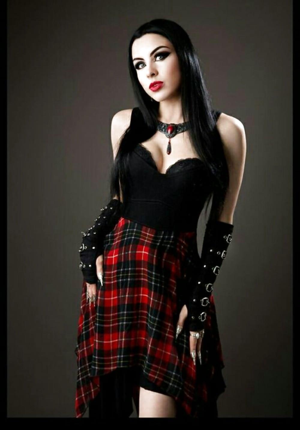 Goth lifestyle sex