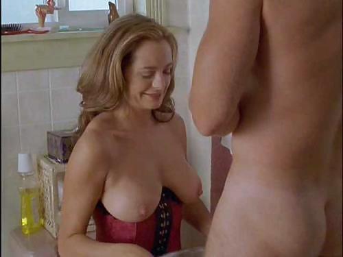 Samantha Ferris Tits