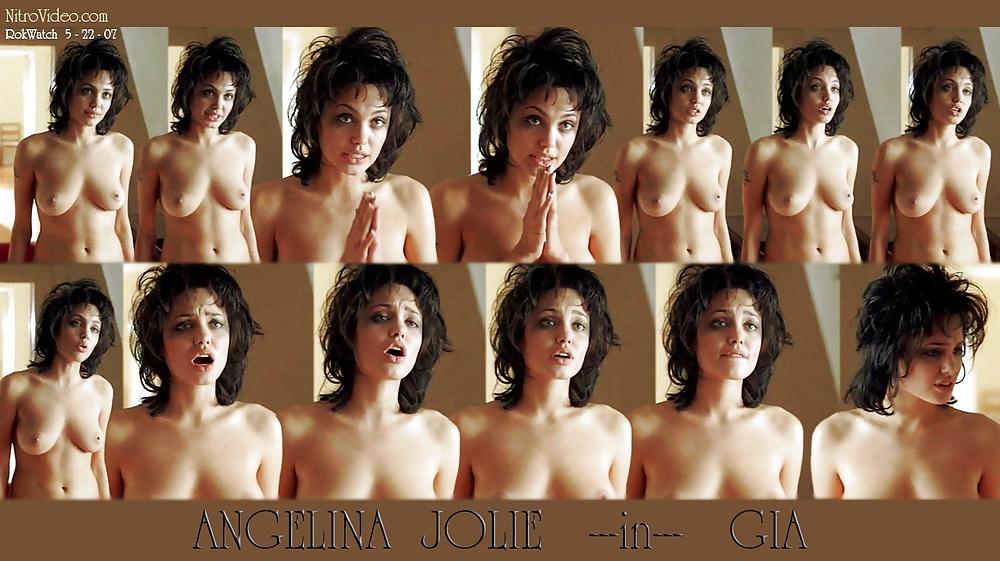 Angelina jolie gia nude video
