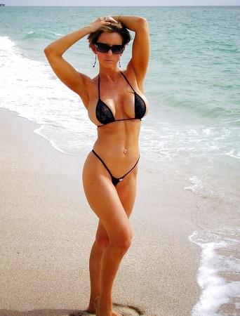 cougars bikinis Hot in