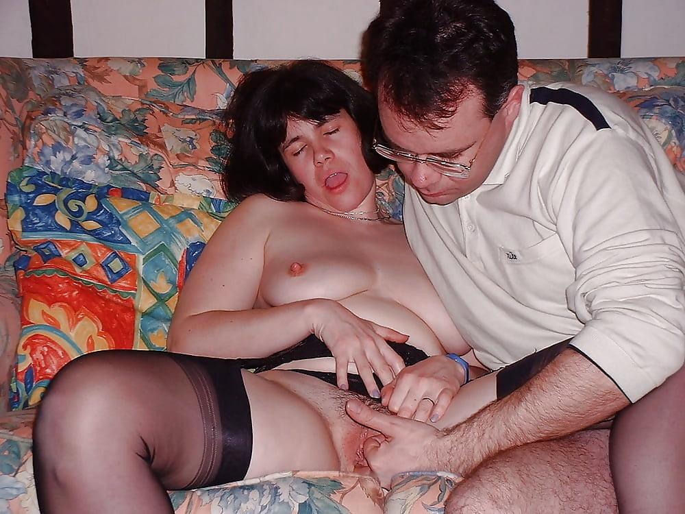 Kinky older wife
