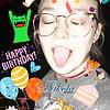 Dakota Fanning (IG)  throwback pics for her birthday 2-23-18