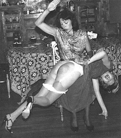 Vintage Otk Spanking