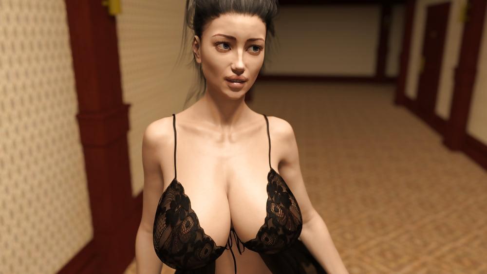 Beautiful nude anime-1155