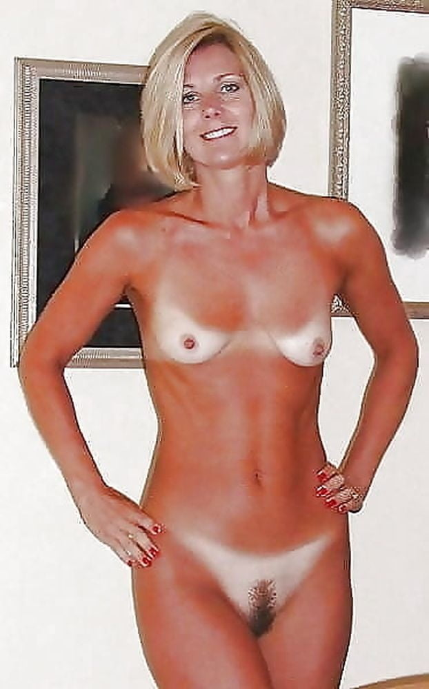 Nude Women With Bikini Tan Lines