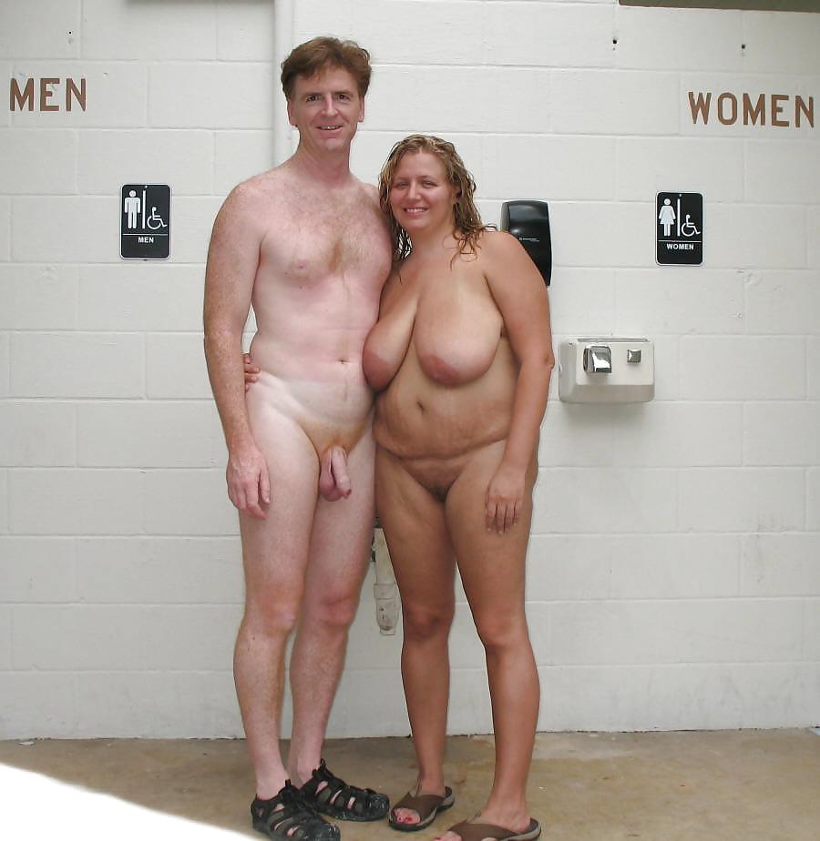 Bbw Nude Couple Photography