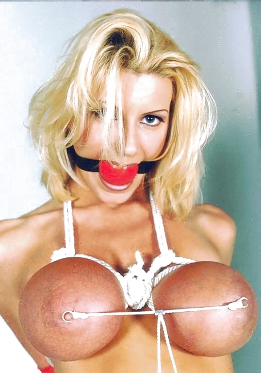 Watch brittany andrews in bondage