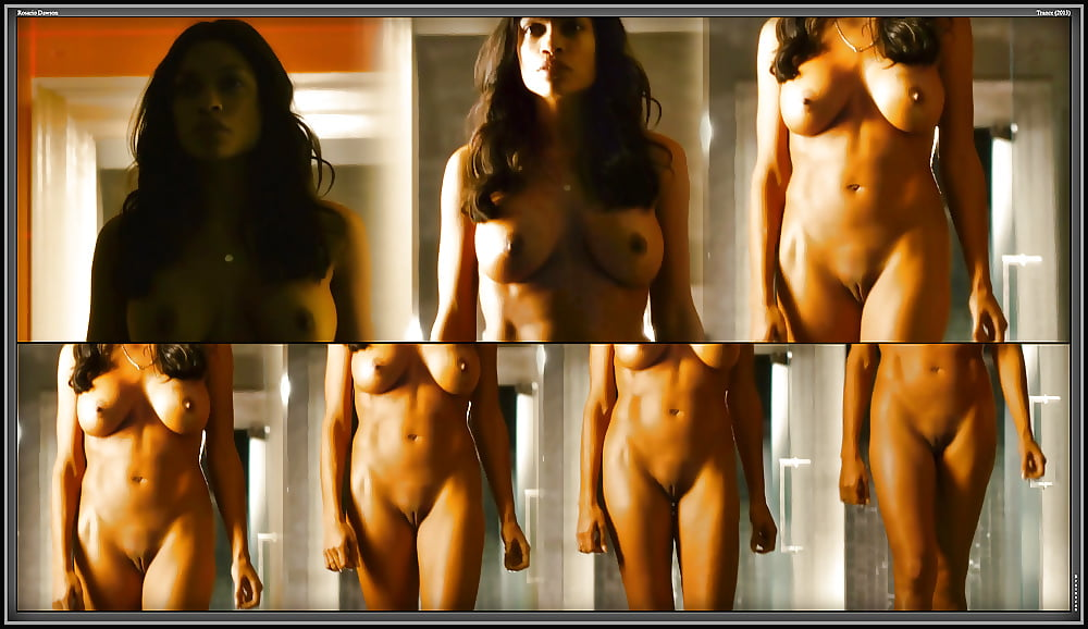 Free rosario dawson nude trance
