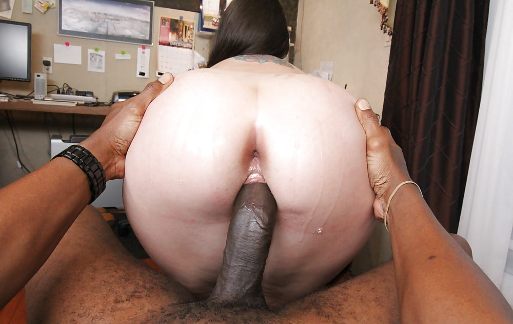 White Girl First Black Cock