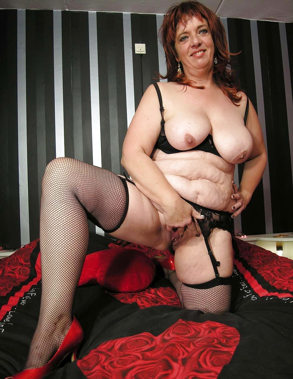Horny kinky matures — pic 11