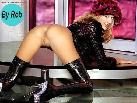 christina aguilera best nude fakes