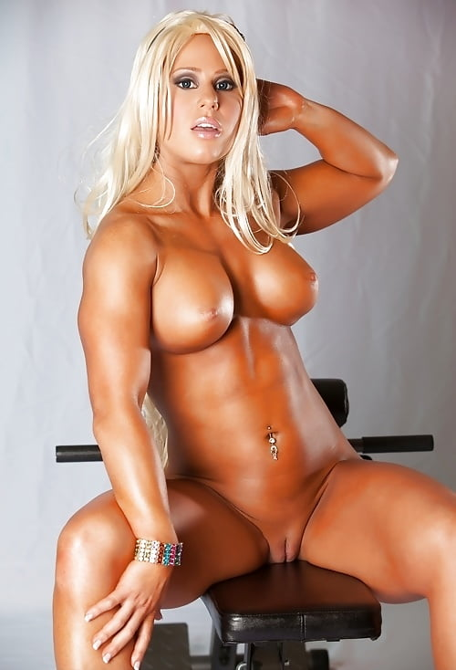 Busty Naked Muscle Girls