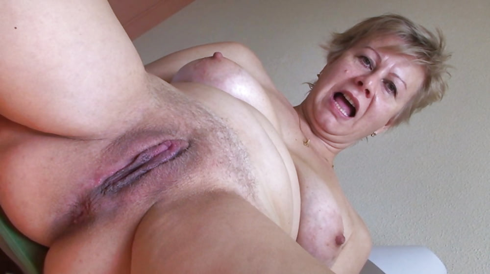 Are bad free thumbs mature granny pussy cunt