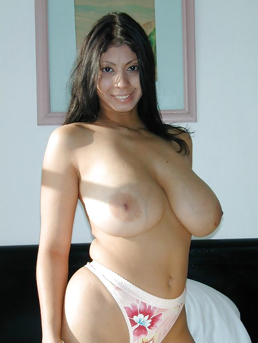 Mexican Women With Big Tits
