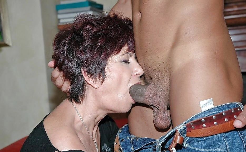 cock and white cock Black