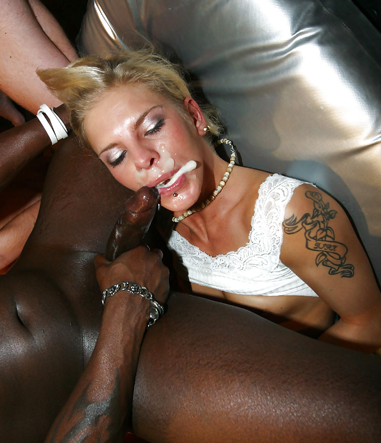 Black sex slave cum — img 2