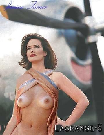 Janine turner nude pics, page
