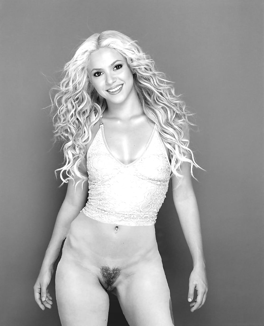 Shakira Naked Photos Hq