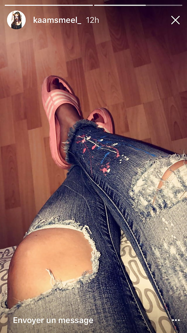 beurette pieds transexuel