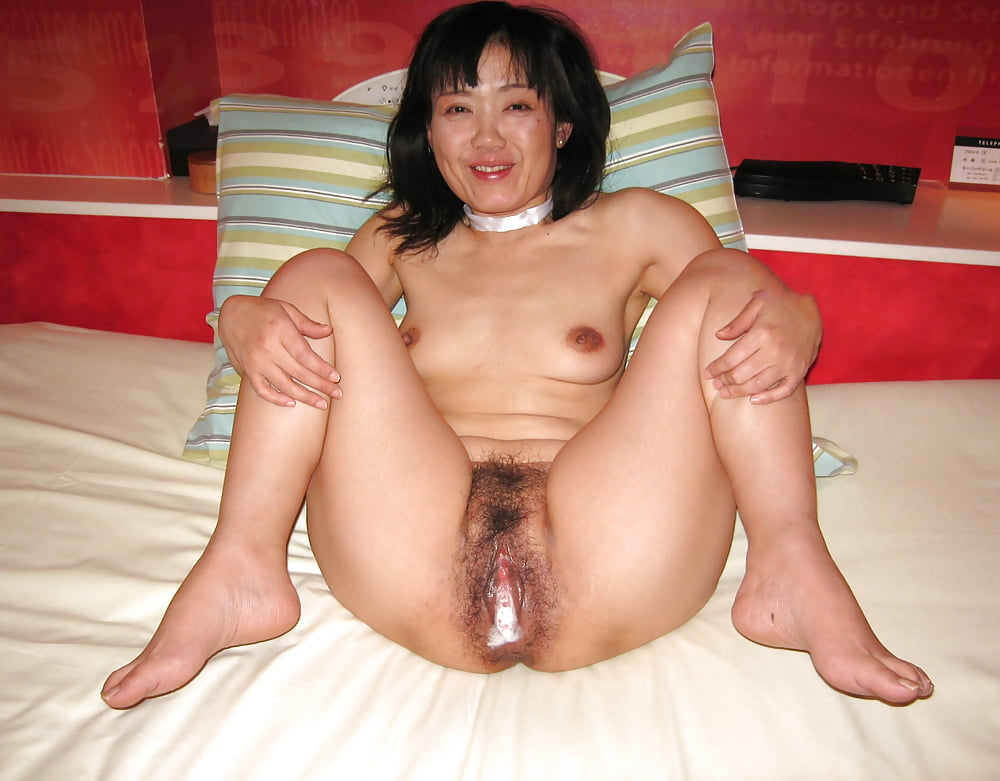 Asian wife mature pic — img 6