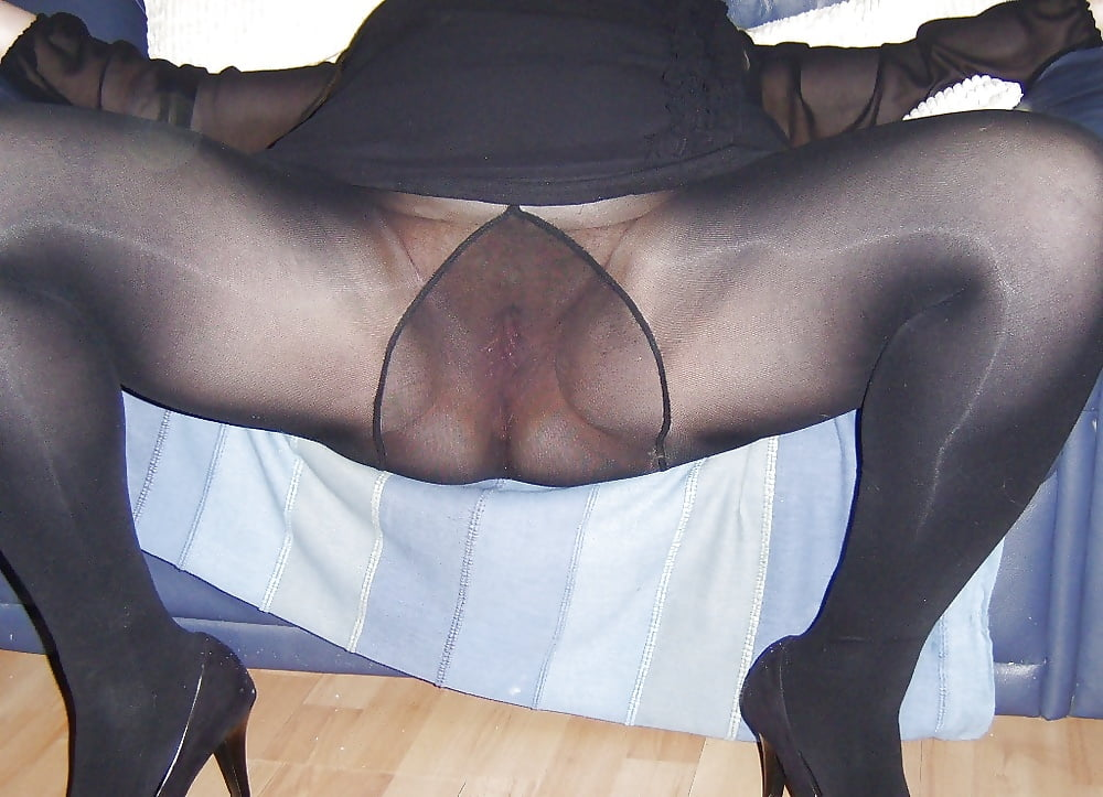 Pantyhose with no crotch, fake rape pictures nude