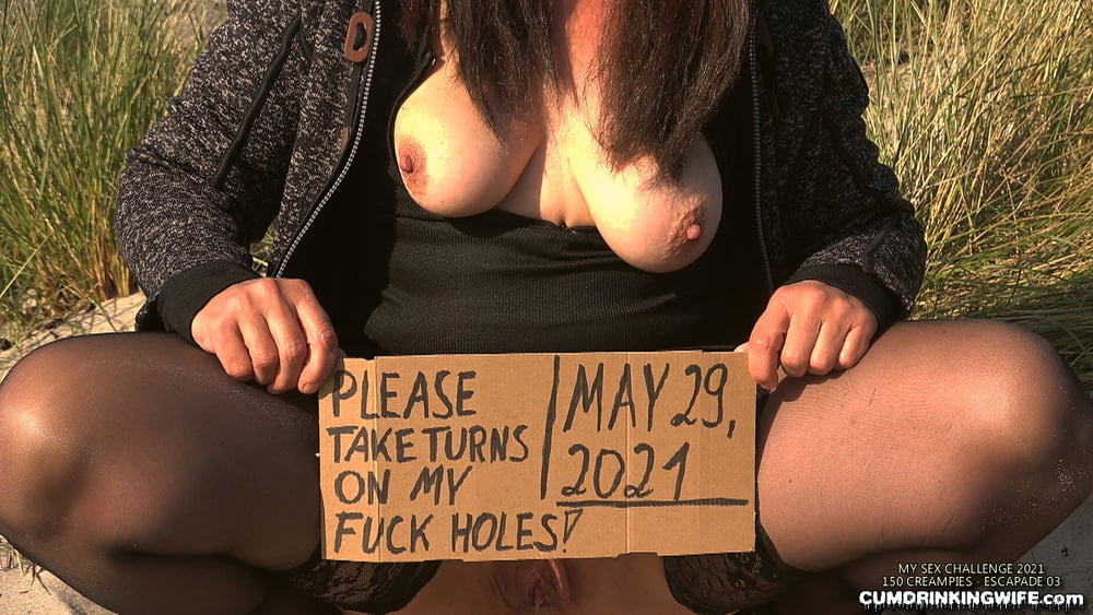 My sex challenge 2021 - 150 Creampies - Escapade 03 - 11 Pics