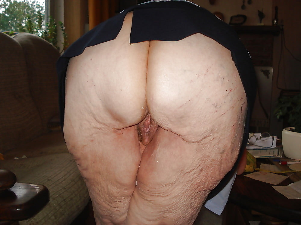 Old wrinkled ass — pic 11