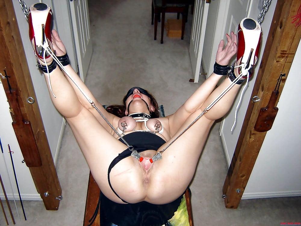 Amateur Naked Bondage