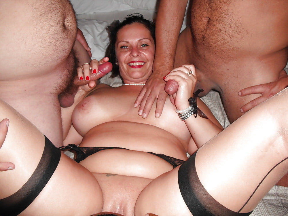 Two wife swapping couples fuck