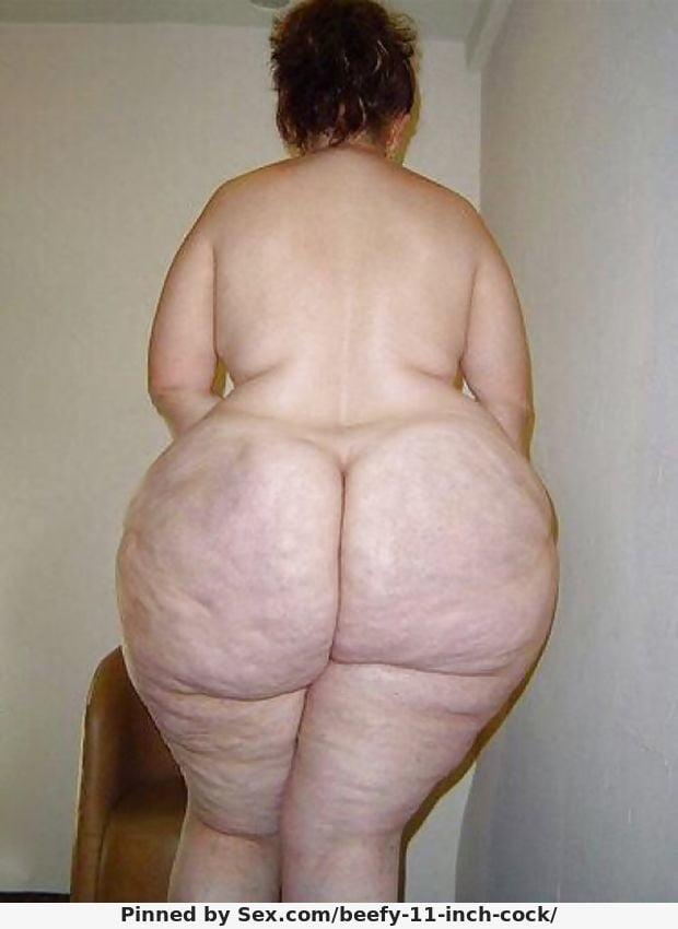 Huge Hip Grandma