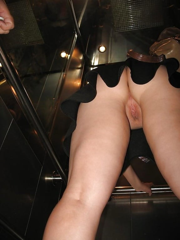 Voyeur rtp elevator, jamie and pussy