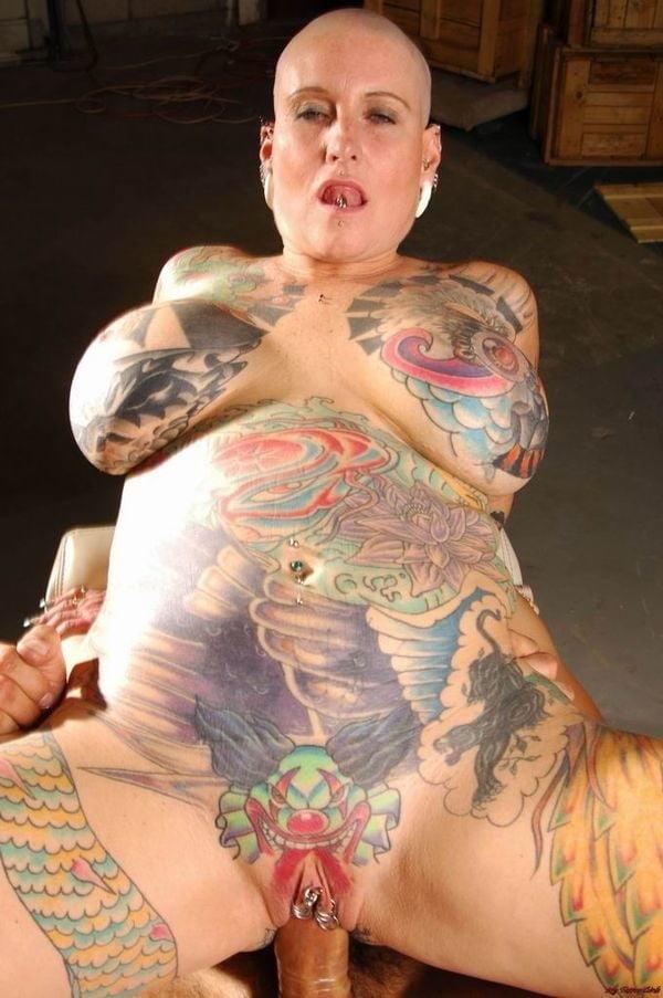 Sex Tattoo Porn